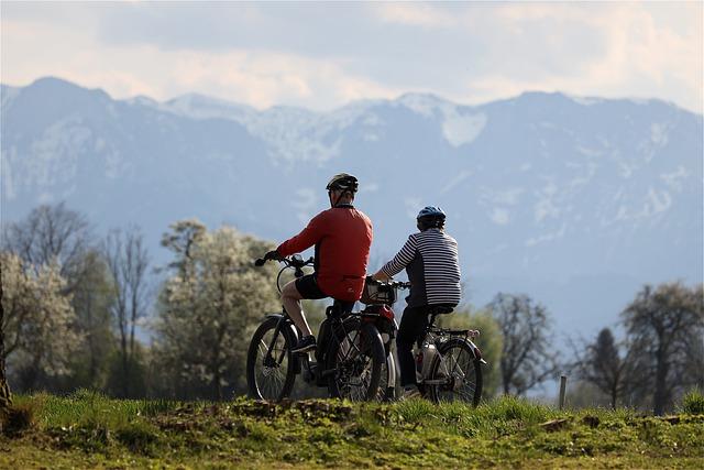 Das E-Bike ist eines der beliebtesten Fortbewegungsmittel